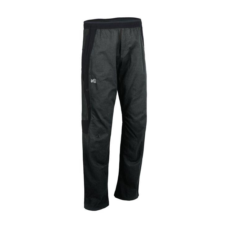 Le #pantalon homme #MILLET Battle Pant est conçu pour l'#escalade. Il est résistant et léger.