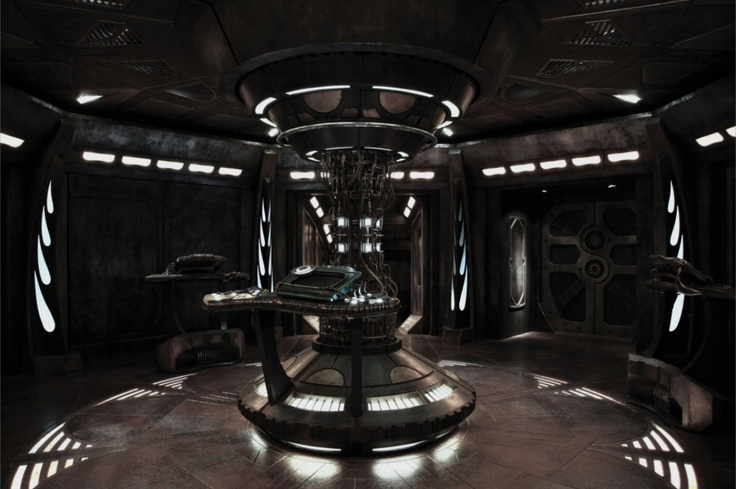1000 images about sci fi control room on pinterest for Futuristic control room