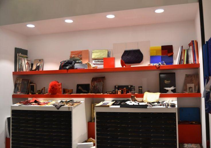 egoluce Show Room  Linea Pelle Milano  Egoluce Design
