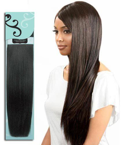 51 best hair care hair extensions wigs images on pinterest indi remi natural yaki indi remi is premium remihuman hair weaving extension by bobbi boss delicately woven weft allows no shedding yet it is amazingly pmusecretfo Image collections