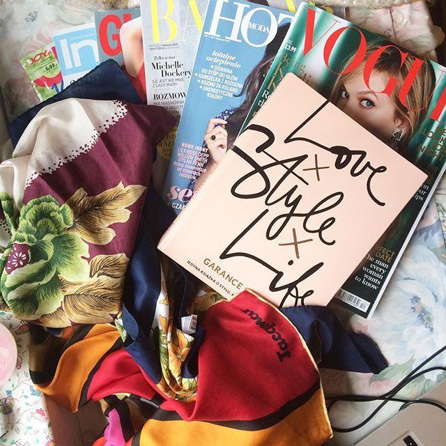 Instagram photo by @chouette_fashion #GARANCEDORE GARANCE DORE LOVE STYLE LIFE