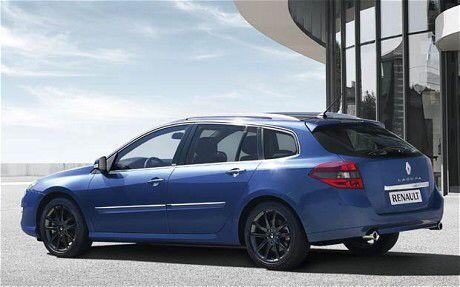 Renault laguna grandtour mk3