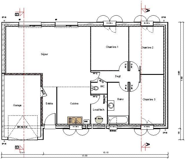contrat de construction de maison individuelle modele segu maison. Black Bedroom Furniture Sets. Home Design Ideas