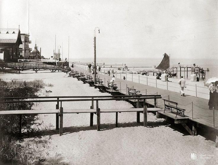 Krantz- Promenade. 1905