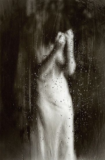 """""""There are a hundred things she has tried to chase away the things she won't remember and that she can't even let herself think about because that's when the birds scream and the worms crawl and somewhere in her mind it's always raining a slow and endless drizzle..."""" Neil Gaiman [photo:Daniel Murtagh]"""