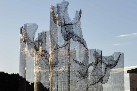 "Edoardo Tresoldi: ""Pueblo"" | Art Installations, Sculpture, Contemporary Art | Scoop.it"