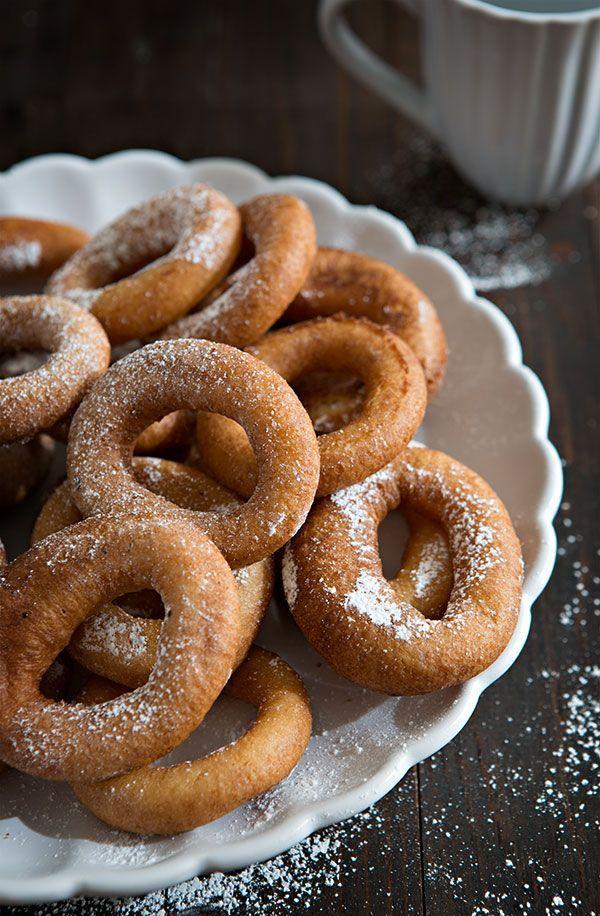 Cómo hacer rosquillas fritas - María Lunarillos | Tartas provocativas: Inspiración