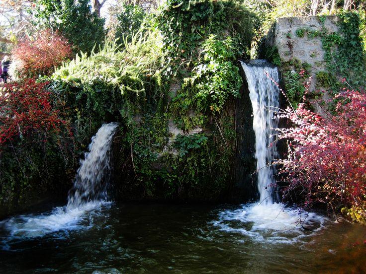 Small waterfalls at Edessa #Macedonia Greece