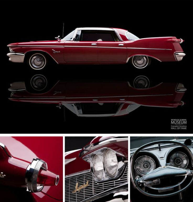 1960 IMPERIAL CROWN: In 1955, Chrysler Developed Its