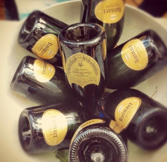 Milano / Bacanal, Champagne Dom Perignon & Ruinar