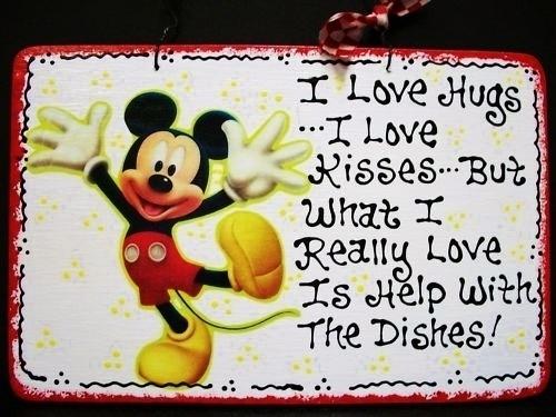 im going to make this for my disney kitchen - My Disney Kitchen