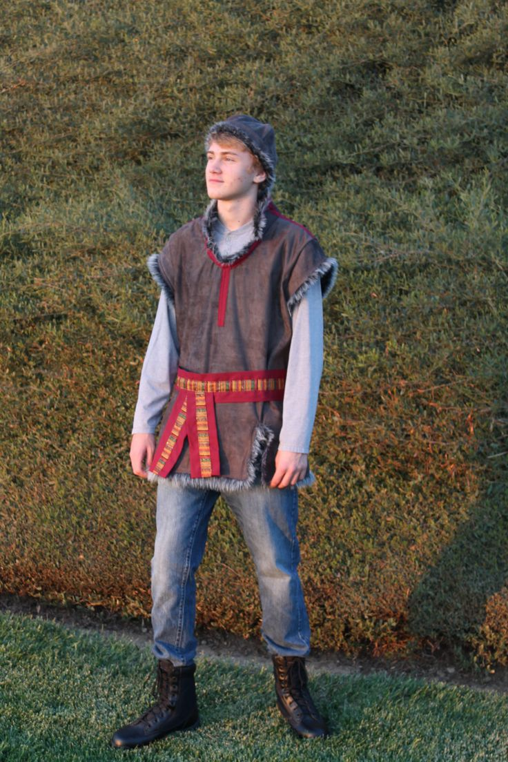 Adult Small/Medium Kristoff themed costume from by royalty4kids, $80.00