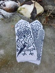 Ravelry: Rainy Owl pattern by Natalia Moreva