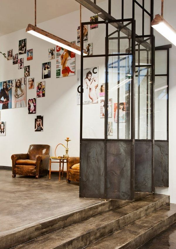 industrial doors ideas metal doors glass panels interior design ideas