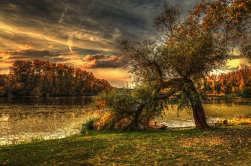 Autumn in Hungary