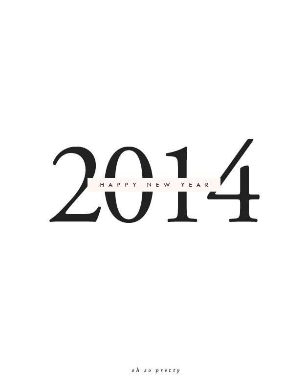 Happy New Year | 2014