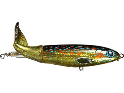 BamaBass Favorite Color: I Know It, T1000, Bluegill, and Rat Tat Tat. Tips: Fish in early morning or late afternoon. Use a stop and go technique, reel for 3-4 seconds then pause 2 seconds. Check out t