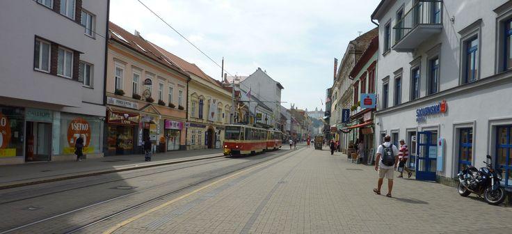 Obchodná ulica. Bratislava