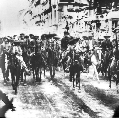 a history of the mexican revolution and the modernization of mexico Visions of modernity  modern mexican history is bookended by spasms of cataclysmic  popular protest after the mexican revolution, 1940.