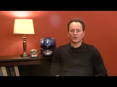 Power Rangers David Yost Interview #LefthandersIntl - http://Left-handersInternational.com