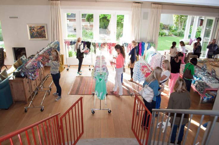 Guests selecting their LoveWaterLove Swimsuit for the summer