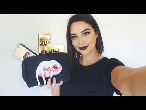Kylie Cosmetics Birthday Collection Review, Tutorial & Giveaway! http://cosmetics-reviews.ru/2017/11/15/kylie-cosmetics-birthday-collection-review-tutorial-giveaway/