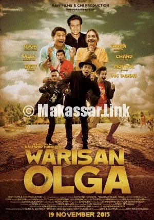 Streaming Movies Warisan Olga (2015) Online