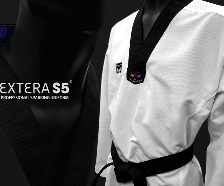 Mooto WTF Extera S5 Taekwondo Uniform Korea Dobok Korean Tae Kwon Do #mooto