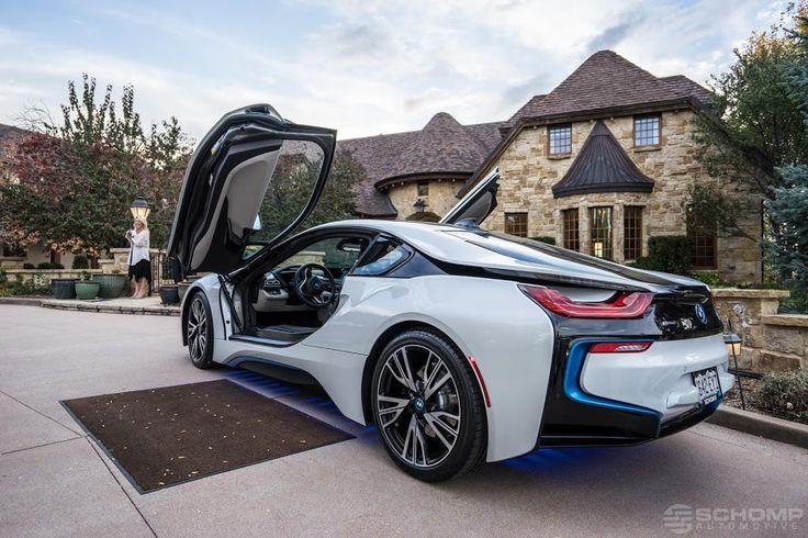 BMW I 8      Ill take the house too ;)