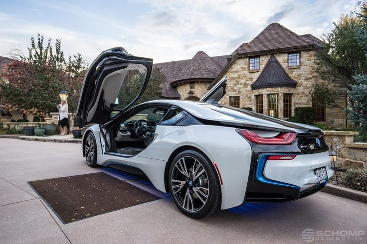 BMW I 8      Ill take the house too ;)