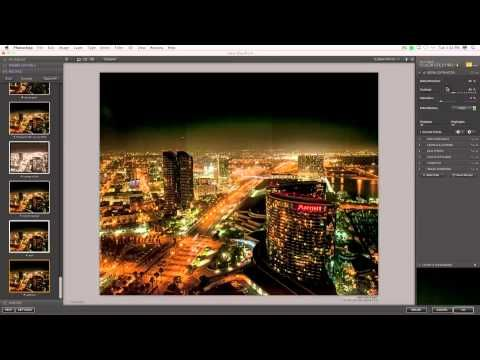 Using Color Efex Pro 4 for Night and Low-Light Photos with Alan Hess - YouTube