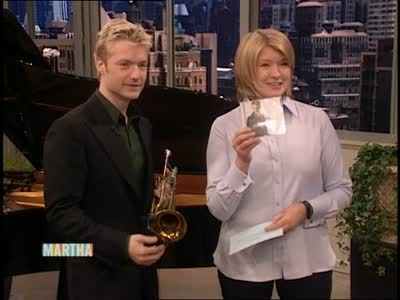 "Chris Botti Performs ""I'll Be Seeing You"" Videos 