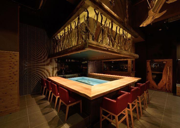 "LSD design co., ltd. ""DAIKOKUYA""/2014/izakaya/Okinawa, Japan/interior and facade design"