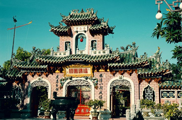 Old temple #HoiAn #temple