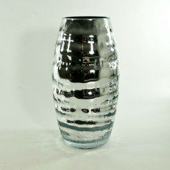 Mirrored Glass Vases, Square, Cylinder, Tapered Mirrored Vases - Wholesale Flowers and Supplies