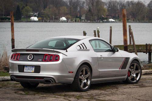 automotive-lust:  Roush Stang