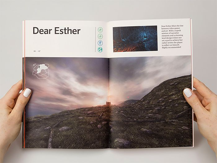 New Eden: A Book Celebrating Great Game Environments | Inspiration Grid | Design Inspiration