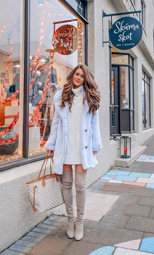 60 Trendy and Flawless Fall & Winter Outfits You'll Love This Year – Cool Fash…