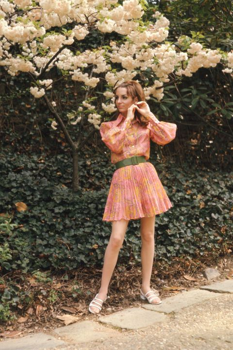 Following the 1970s fashion revival this season, why not take sartorial inspiration from the original street style stars themselves? Here, the best and brightest street style looks to inspire from the '50s through the '80s: