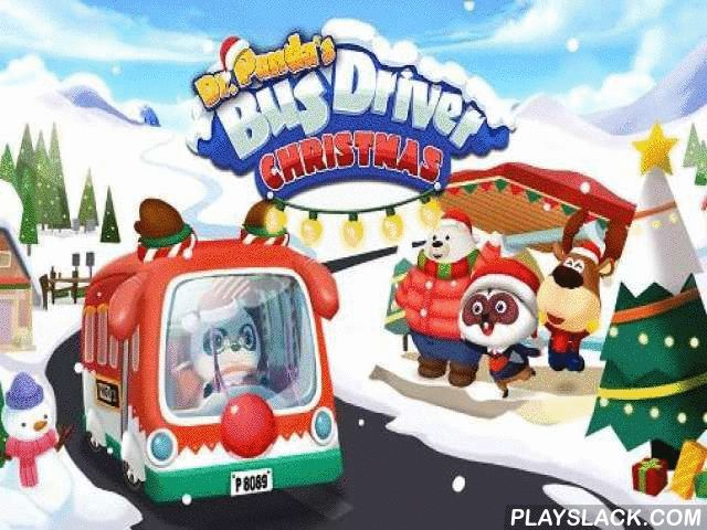 Dr. Panda's Bus Driver: Christmas  Android Game - playslack.com , steer Dr. Panda's leisure bus. steer along covered tracks, respect beautiful winter sceneries. steer the Christmas bus along its way and pick up enjoyable travelers like bears, ruminant, rodents, and other beasts at stops. The world is randomly made  each time you begin the game, so you'll not be bored competing  this enjoyable Android game. Children will enjoy uncomplicated controls, Christmas spirit, and shinny bus and…