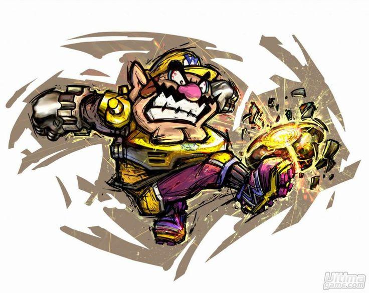 PIPOCA COM BACOB - Games: Mario Strikers Charged – O futebol apelão da Nintendo  - super-mario-strikers-wario - #PipocaComBacon #Nintendo #Wii #NintendoWii #Game #SuperMario #SuperMarioStrikers #Futebol mario-strikers-charged-wario