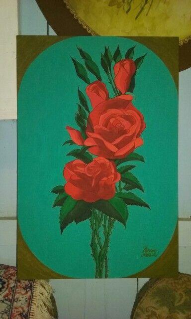 Rosas - Pascoa Moterle