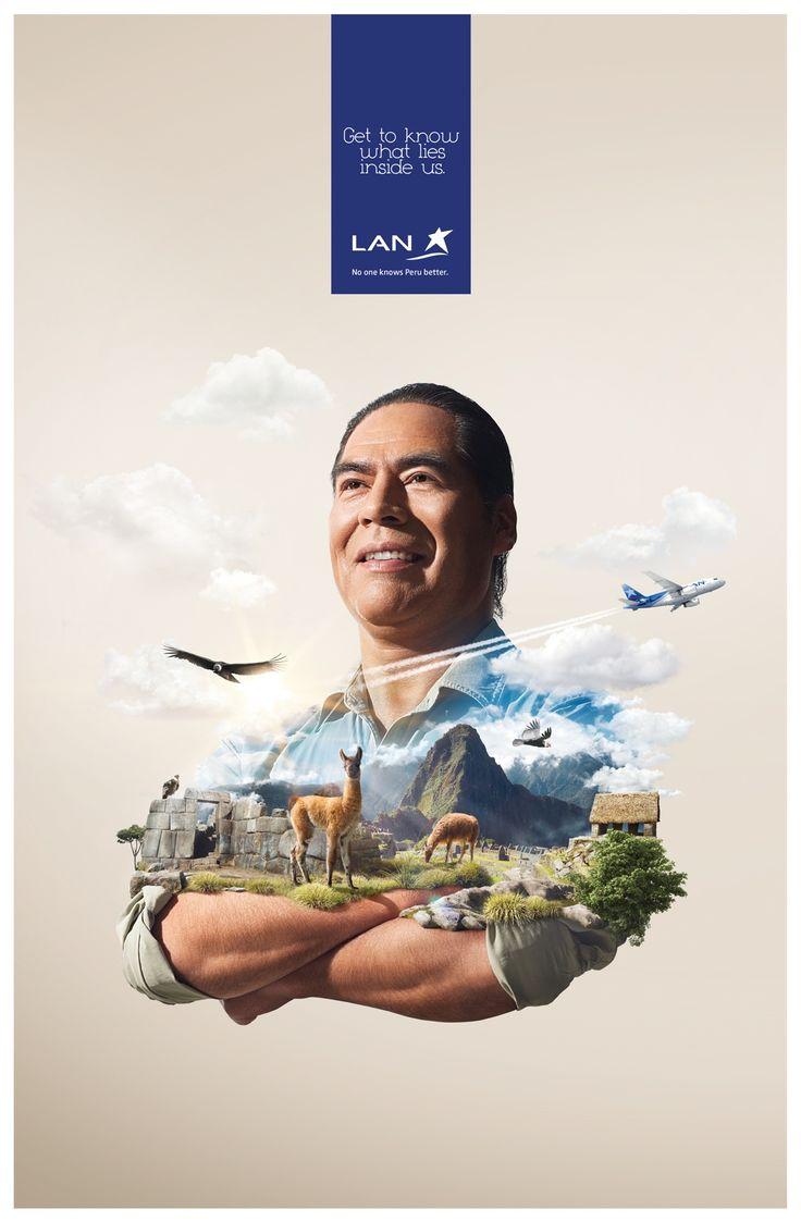 Lan Airlines: Cusco