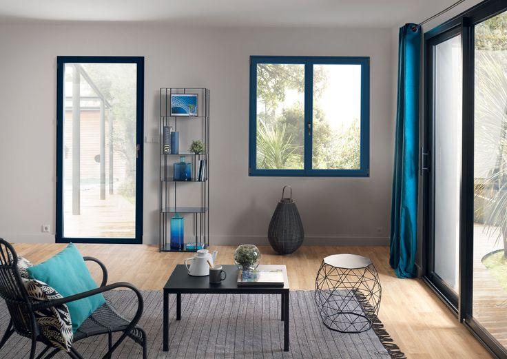 24 best Fenêtres et portes-fenêtres images on Pinterest French - joint porte fenetre pvc
