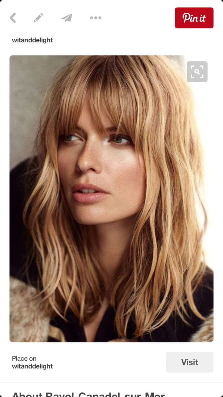 Medium fine hair bangs                                                       …