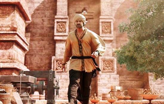 Pranshas from Baahubali Movie