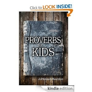 Proverbs for Kids (devotional book)