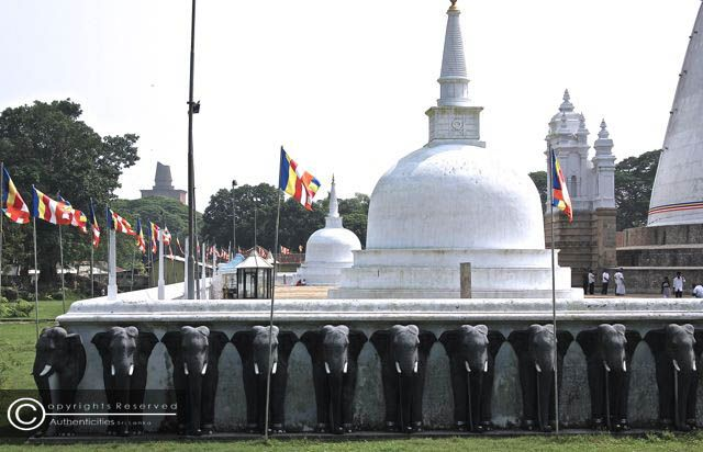 anuradhapura is our 1st capital from 5th century BC to 10th century AD and is the capital of the North Central province. Anuradhapura sacred city is a UNESCO world heritage site and was ruled by 123 kings and queens