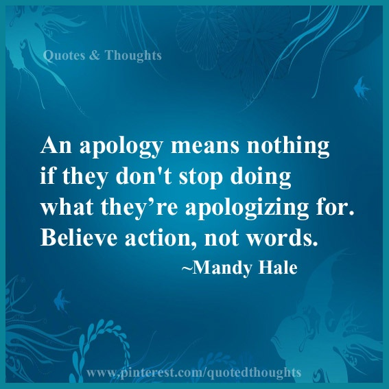 Stop Saying Sorry Quotes: 53 Best Mandy Hale Images On Pinterest