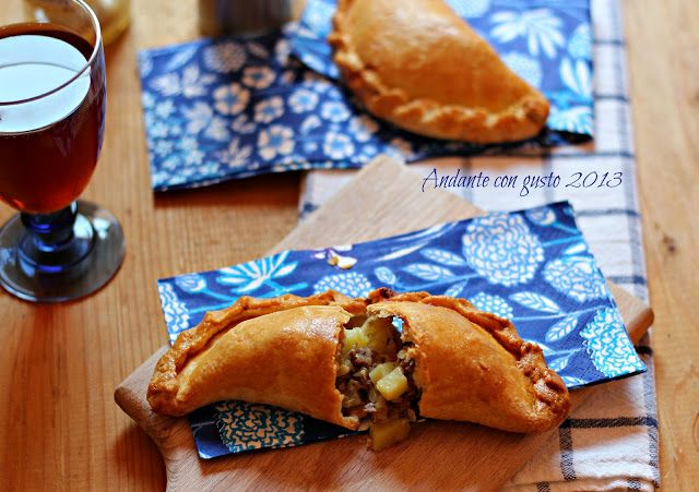 Starbooks: NOT-SO-CORNISH PASTIES WITH STURDY SHORTCRUST PASTRY